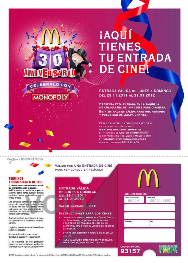 McDonalds - Spain