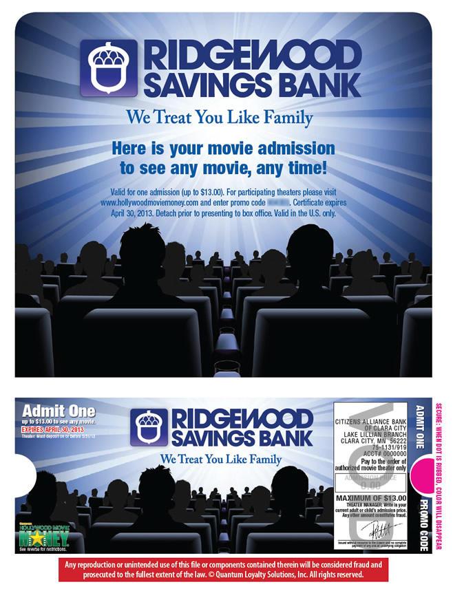 Ridgeway Savings Bank
