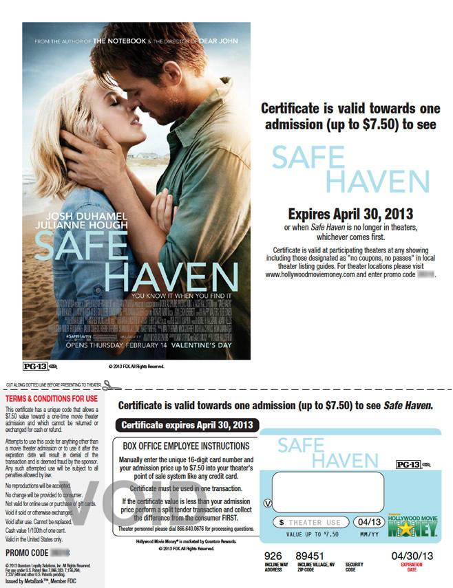 Fox - Safe Haven