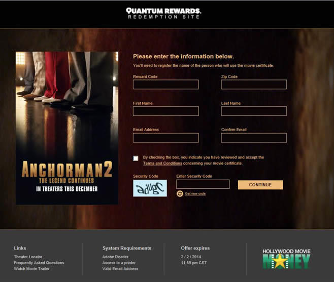 Paramount - Anchorman 2