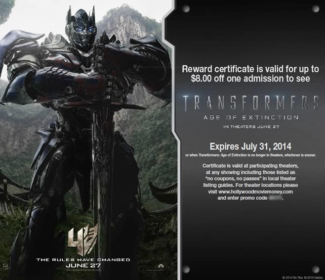 Paramount Studios - Transformers 4
