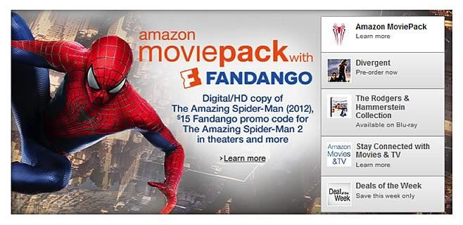 Amazon Movie Pack