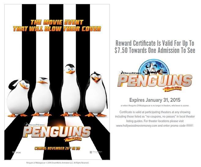 DreamWorks - Penguins of Madagascar