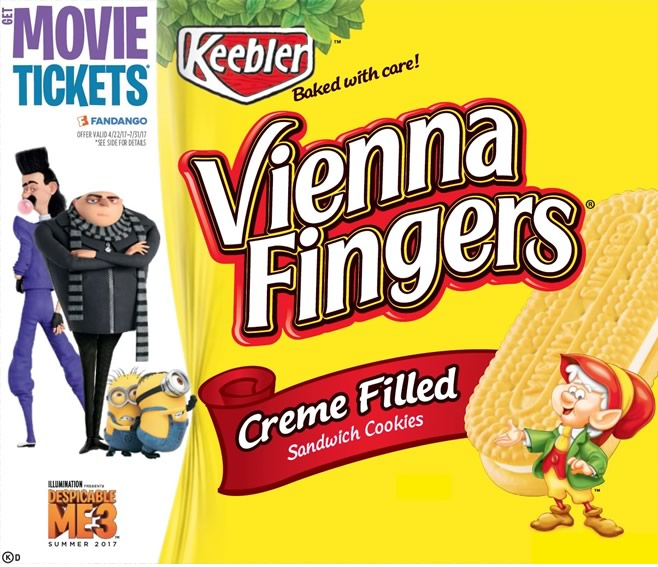 Kelloggs - Despicable Me