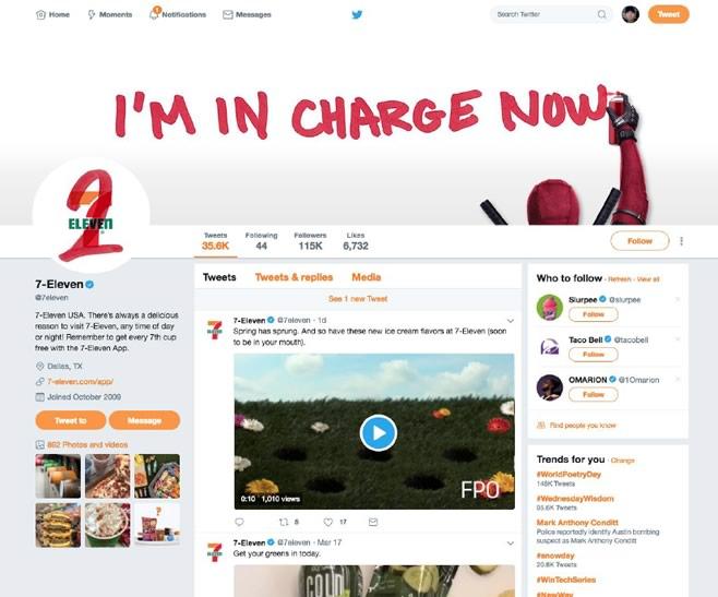7Eleven-Deadpool 2 Social Offer