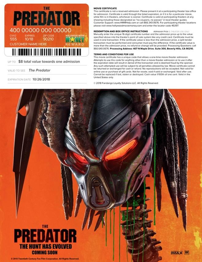 FOX Home Entertainment-The Predator