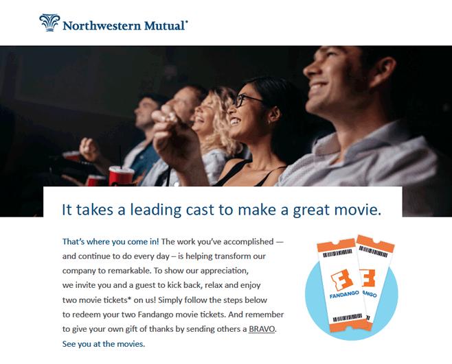 Northwestern Mutual Employee Appreciation