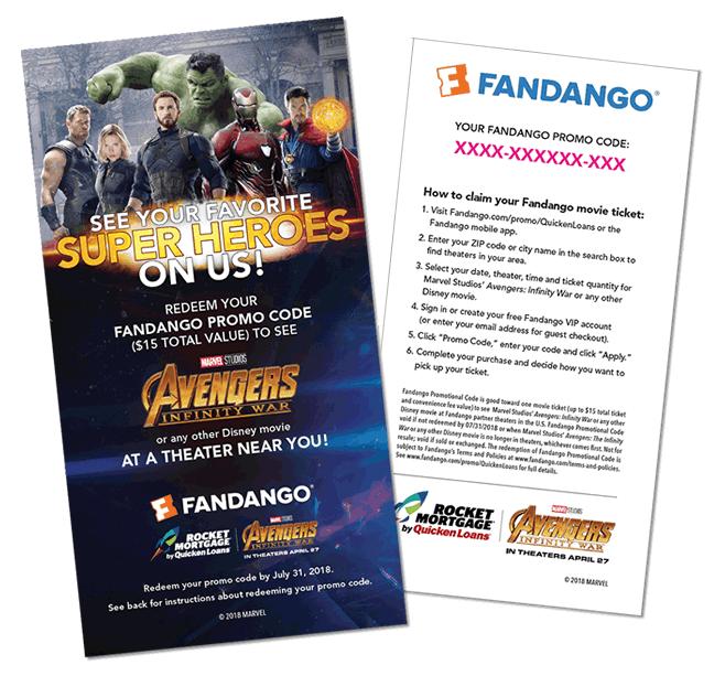 Sample Programs - Fandango Rewards
