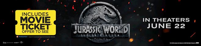 Universal-Jurassic World Promotion