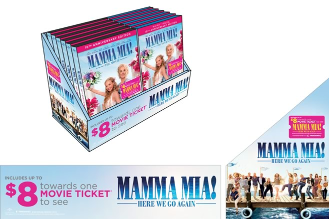 Universal-Mamma Mia: Here We Go Again