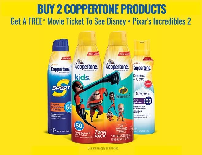Coppertone-Incredibles 2