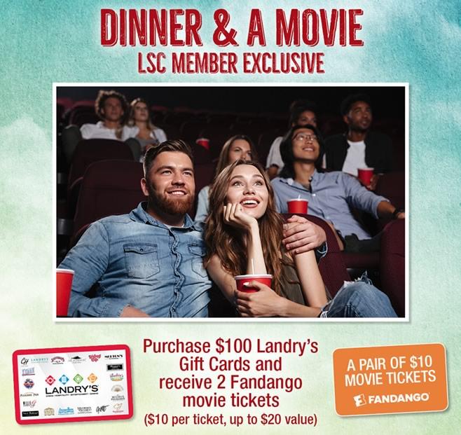 Landrys-Gift Card Promotion