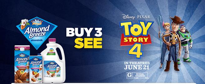 Blue Diamond-Toy Story 4
