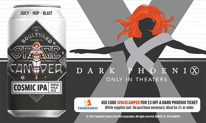 Boulevard Brewing - Dark Phoenix