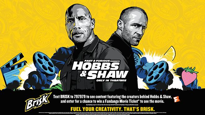 Brisk - Hobbs & Shaw