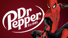 DrPepper-Spiderman: Far From Home