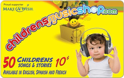 Children's Music Shop